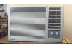 Продам віконний кондиціонер samsung