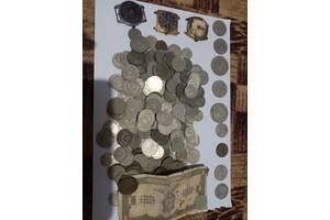 Продажа монет и часов СССР разные