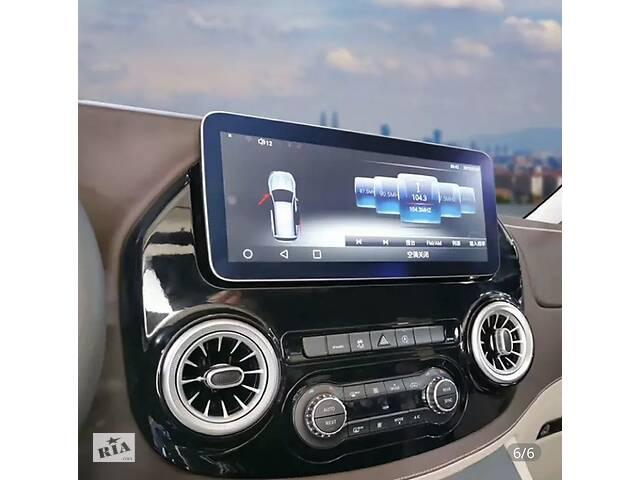 Мультимедіа MB Vito V-class Metris W447 2015 GPS DVD Android магнитола- объявление о продаже  в Ивано-Франковске