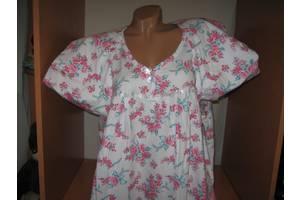 Нічна сорочка DOLLAR CLUB, 100% бавовна, в-во Узбекистан, розміри 50-60 утеплена з довгим рукавом