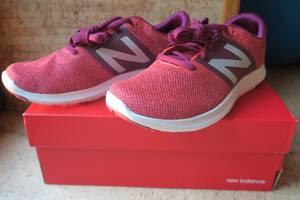 Бігові кросівки New Balance Koze 37,5-38 розмір, оригінал нью беленс 7,5