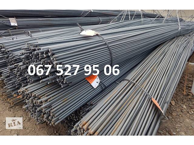 продам Арматура 12 А500С мера 12 метров по 26000 грн тонна бу в Киеве