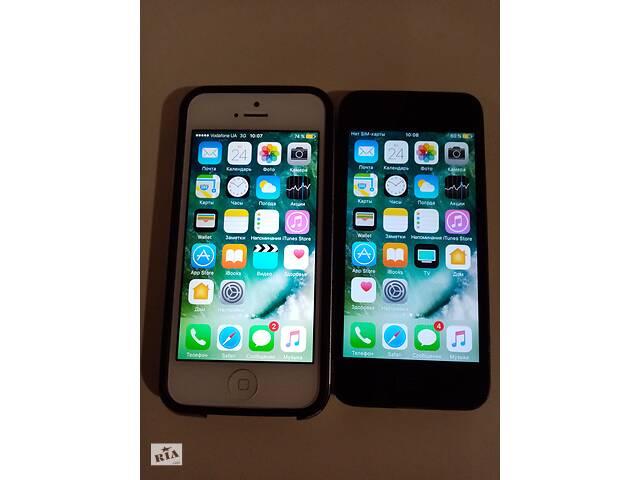 купить бу Продажа телефонов айфон 5 на 16 гб (оригинал) в Краматорську