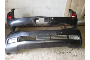 Б/у бампер передний для Toyota Land Cruiser 200 2009