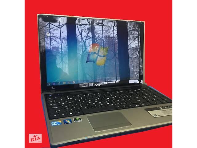 продам Ноутбук Acer Gataway \15.6*\ I5\ DDR3-4g бу в Горловке