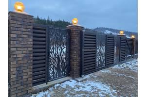 Автоматические ворота, промышленные, ворота распашные и откатные от производителя в Тернопольской обл