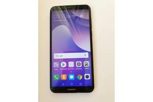 Смартфон Huawei Y7 Prime 2018 (LDN-L21) Blue dual sim