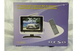 Desо. 8дюймовий цифровий жк телевізор