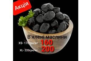 Новогодняя Акция!Вкусные в & amp; # 39; вяленные маслины. Есть и опт.