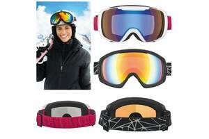 Очки CRIVIT PRO для лыж и сноубордов