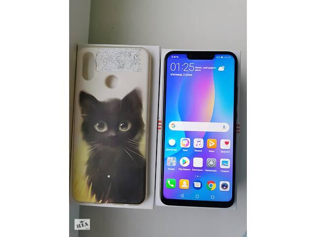Смартфон Huawei P Smart+ Plus (INE-LX1) Pearl White dual sim- объявление о продаже  в Києві