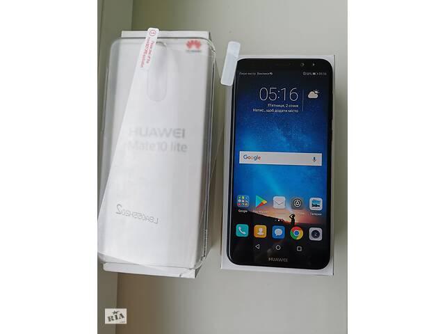 Смартфон Huawei Mate 10 Lite Rne-l21 Blue Dual Sim- объявление о продаже  в Киеве