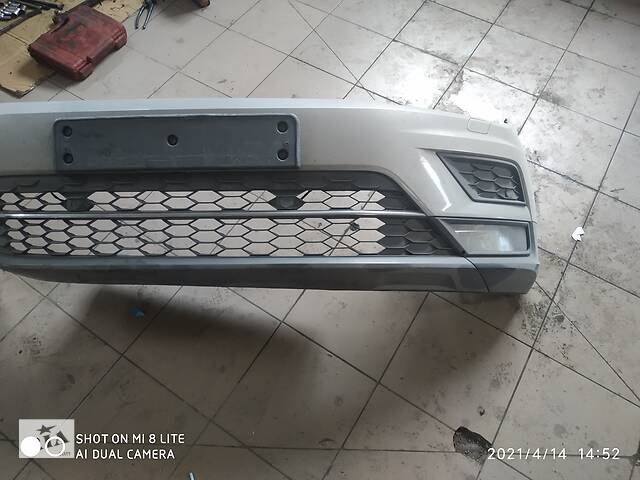 продам Применяемый бампер передний для Volkswagen Tiguan 2019 бу в Обухове
