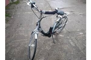 електровелосипед гібрид Спарта