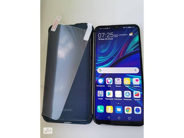 бу Смартфон Huawei P Smart 2019 (POT-LX1) Black dual sim в Киеве