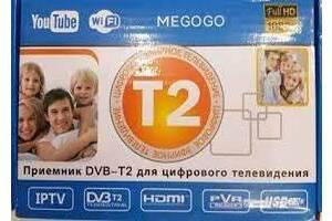 Megogo Т2 цифровой телевизионный приемник