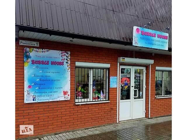 купить бу Магазин-мастерская воздушных шариков Bubble house в Малине