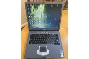 Ноутбук рабочий !!! для дома и учебы.
