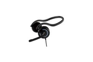 Навушники з мікрофоном та без для ПК різні моделі