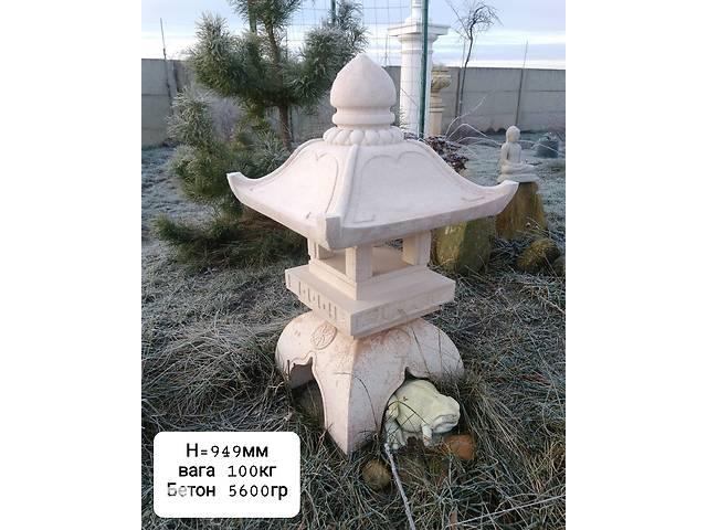 бу Фонарь садовый ТОРО бетон в Гостомеле