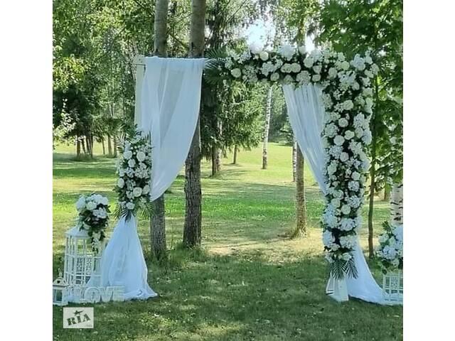 продам Виїзна церемонія, арка,ширма, фотозона бу в Києві