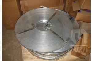 Лента 0,8х20 х/к металлическая