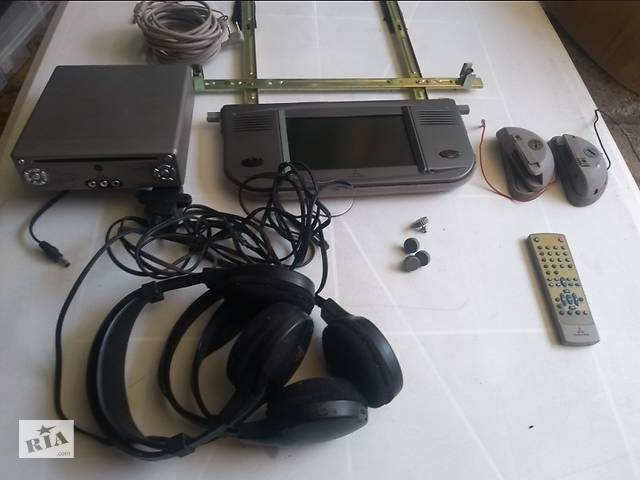 продам Продам монитор, dvd Mitsubishi Grandis бу в Каховке