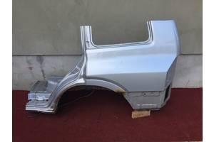 Четверти автомобиля Mitsubishi Pajero Wagon