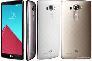 Новые Смартфоны LG LG G4