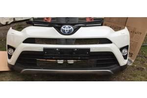 Бамперы передние Toyota Rav 4
