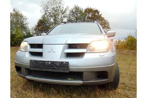 Кузова автомобиля Mitsubishi Outlander