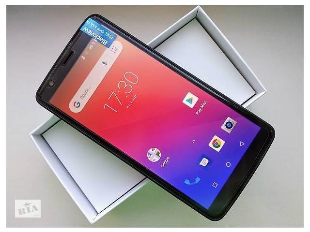 купить бу Продам новый мобильный телефон Blackview A20.  в Луганську