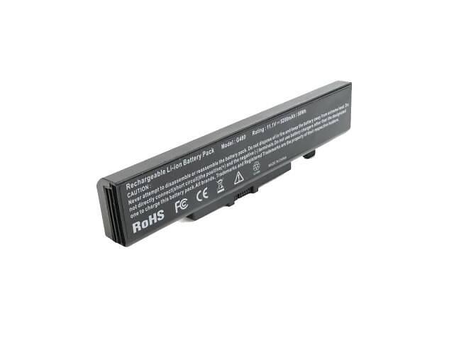 Аккумулятор для ноутбука Lenovo IdeaPad G480 (11.1 V, 5200 mAh) EXTRADIGITAL (BNL3964)- объявление о продаже  в Харкові