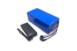 Батарея 48V/10ah + зарядний пристрій
