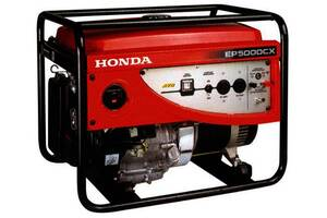 Бензиновый генератор (электростанция для АЗС) Honda EP5000CX Сумы