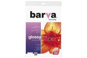 Бумага BARVA A4 Everyday Glossy double-sided 155г 100с (IP-GE155-308)