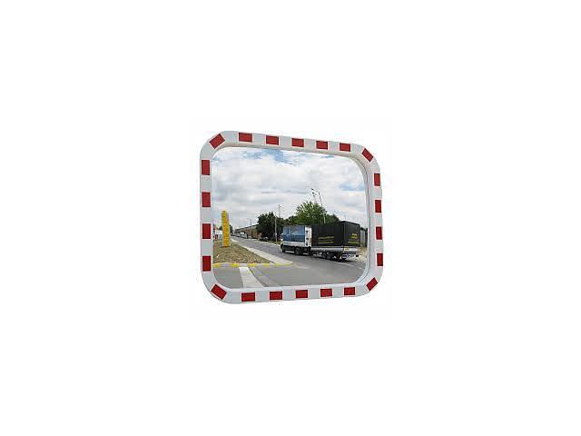 купить бу Дорожное зеркало Mega ( 800Х1000 ) для безопасности движения. в Киеве
