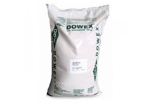 DOWEX HCR-S/S фильтрующий материал для умягчения воды 25л/меш