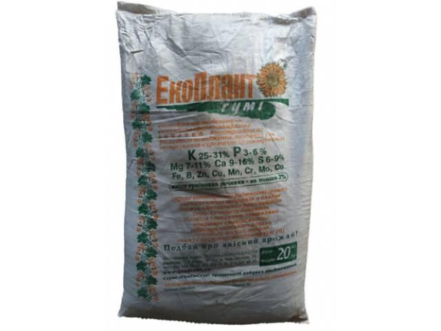 бу Экоплант Гуми, мешок 20 кг, органическое удобрение в Киеве