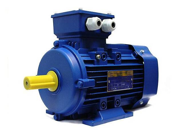 Электродвигатель АИР80А4, електродвигун- объявление о продаже  в Дубні