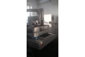 Электроэррозионная обробка дротом