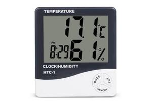 Электронный комнатный термометр гигрометр Ketotek НТС-1 (100098)