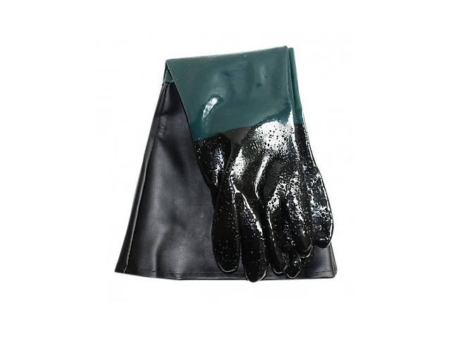 Резиновые перчатки для пескоструя BORO 60см (0265)- объявление о продаже  в Коломые