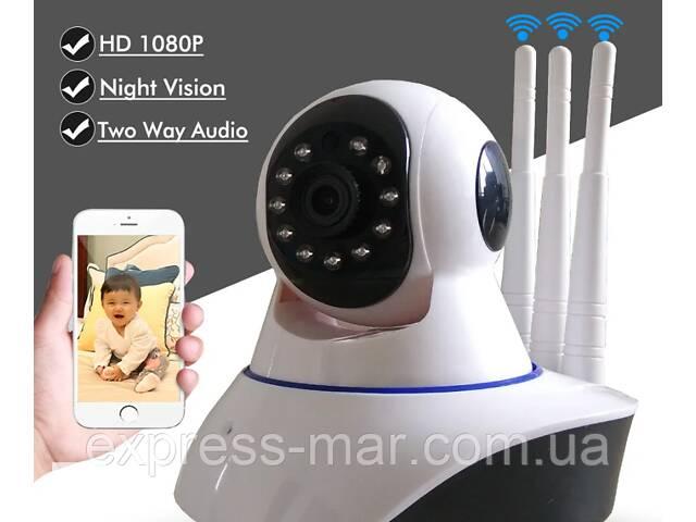 купить бу Камера відеоспостереження IP Q5 GK-100AXF11 3 антени (hapsee) в Харкові
