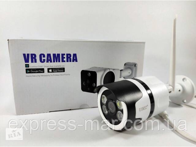бу Камера відеоспостереження вулична CAMERA CAD 7010 WIFI /IP / 1mp в Харкові