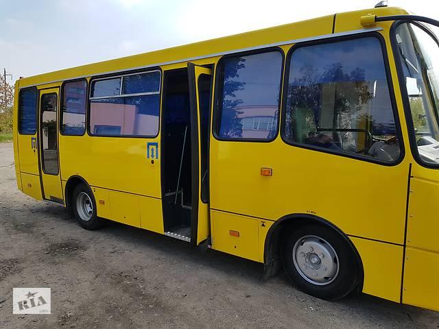 купить бу Капитальный ремонт автобусов и микроавтобусов  в Украине