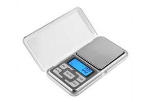 Карманные ювелирные электронные весы 0,1-500 гр