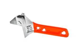Ключ гаечный разводной Sturm 120мм, 0-24 мм с тонкими губками (1045-19-150)