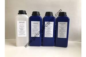 Комплект для черного оксидирования стали (холодное), по 1л