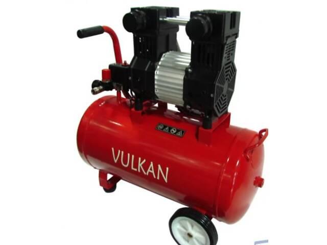 продам Компрессор Vulkan IBL24LOS безмасляный, 1,6 кВт, 24 л бу в Ивано-Франковске